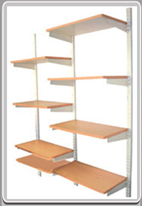 Wall Mounted Racks Wall Mounted Racking System